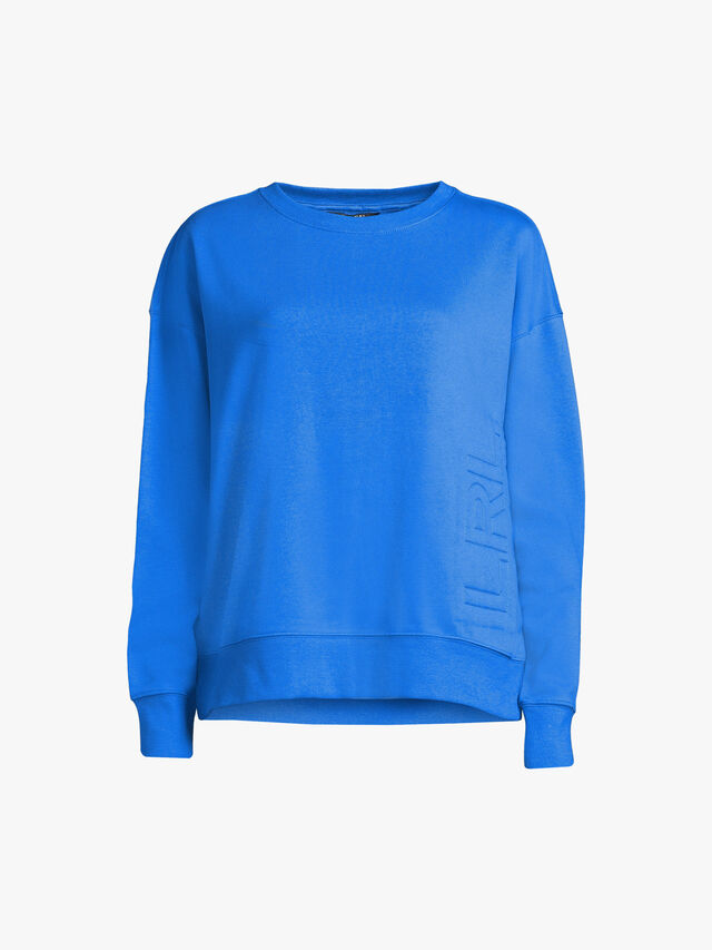 Kappy French Terry Logo Sweatshirt