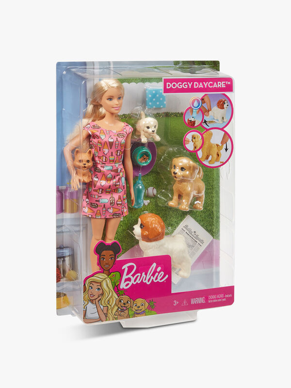 Doggie Daycare Doll & Pets