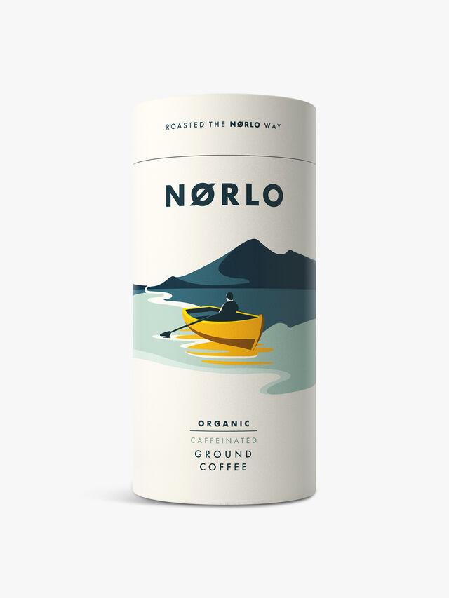 Caffeinated Ground Coffee Tube 200g