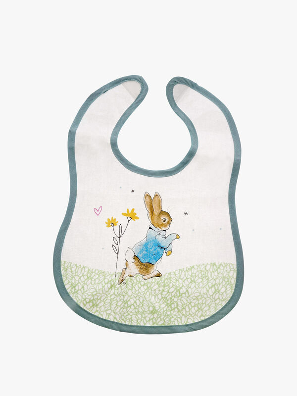 Peter Rabbit Childrens Bib