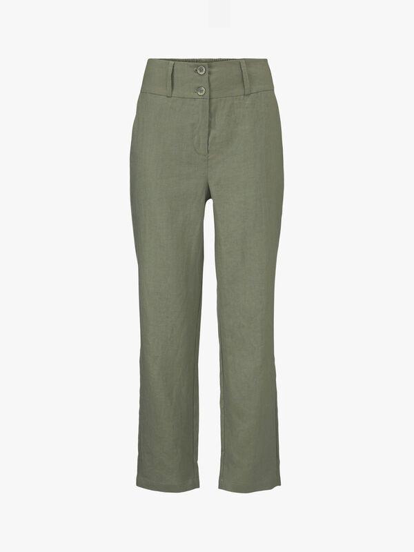 Petroni Linen Trouser