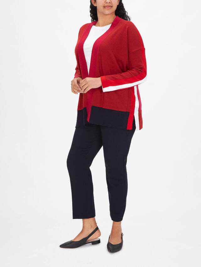 Macedone Wool Cardigan