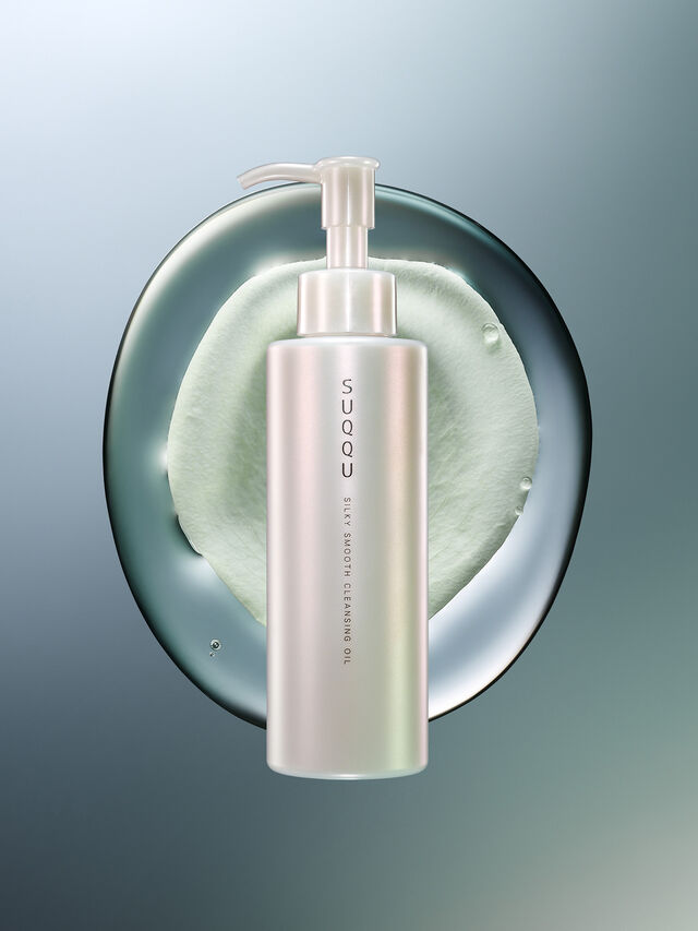 Silky Smooth Cleansing Oil