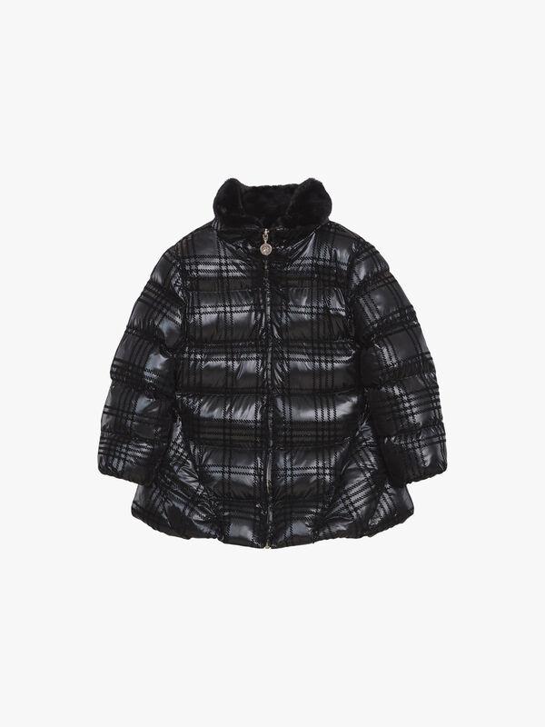 Flock Coat