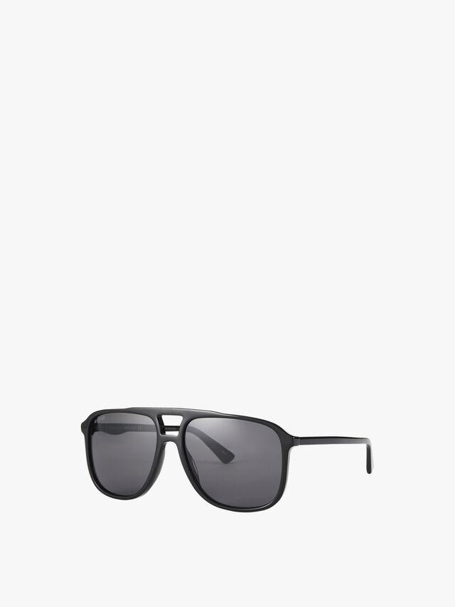 Pilot Acetate Sunglasses