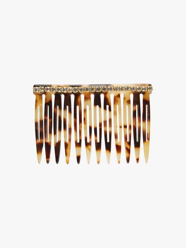 Handmade Swarovski Comb