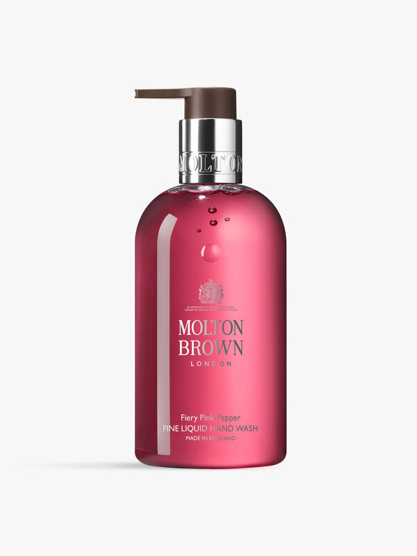 Fiery Pink Pepper Fine Liquid Hand Wash