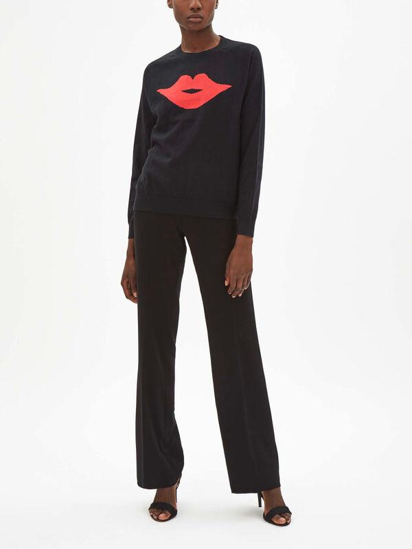 Lips Sweatshirt