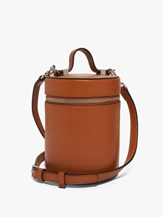 Sonny Top Handle Bucket Bag