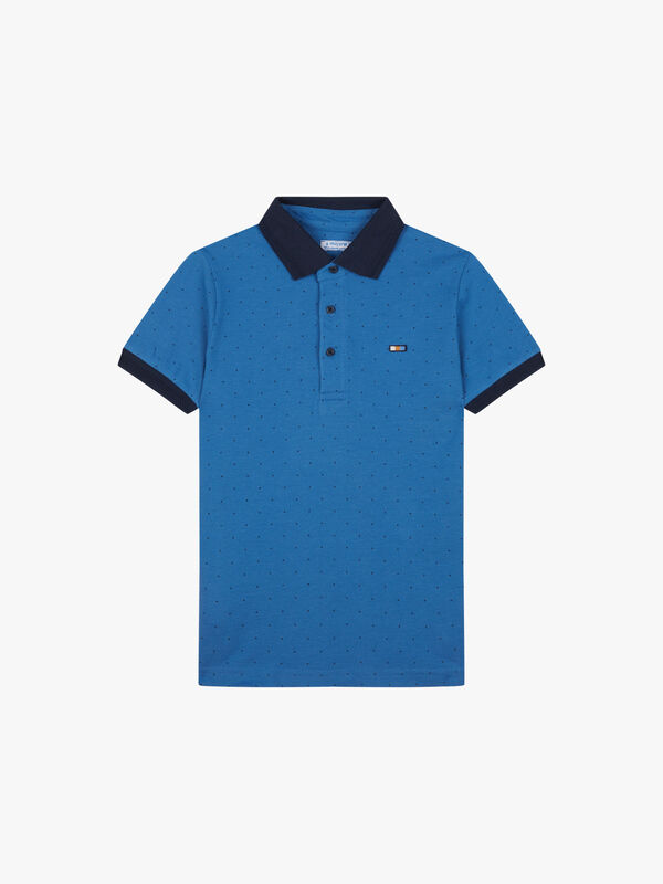 Dot Polo Shirt