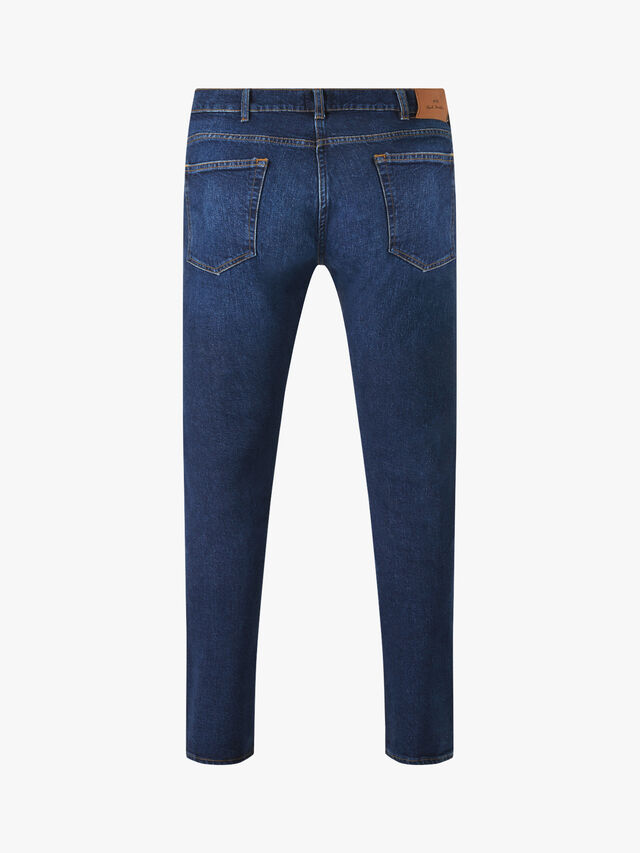 Authentic Comfort Stretch Denim Jeans