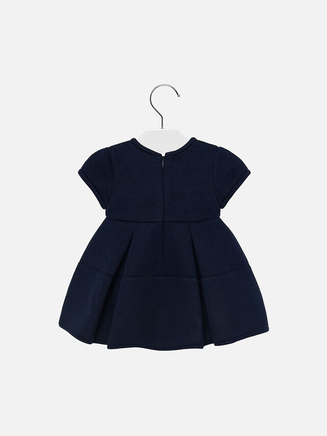 Applique Bow Dress