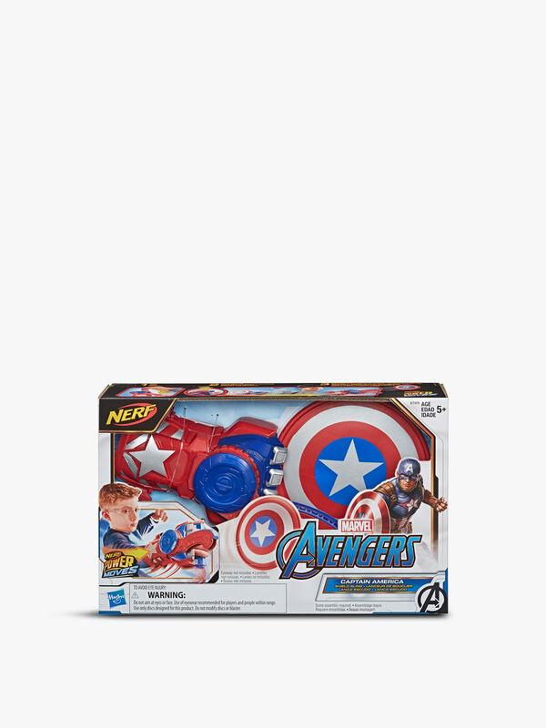 Power Moves Captain America Shield Sling