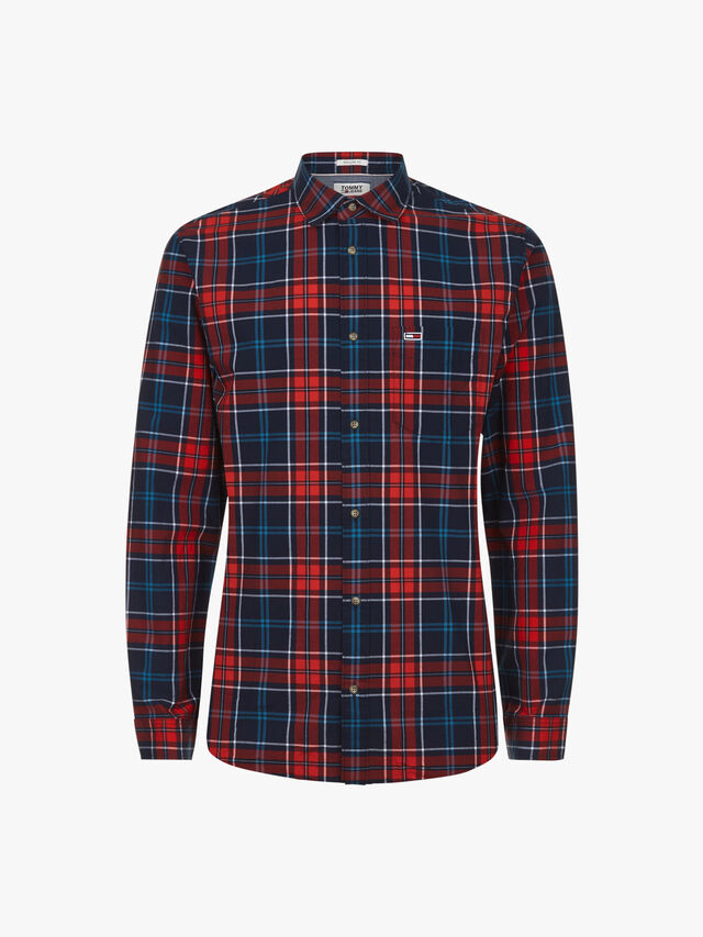 Essential Check Shirt