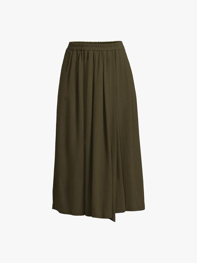 Calais Midi Skirt