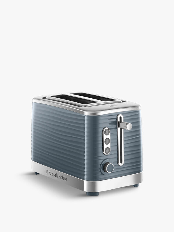 Inspire 2 Slice Grey Toaster