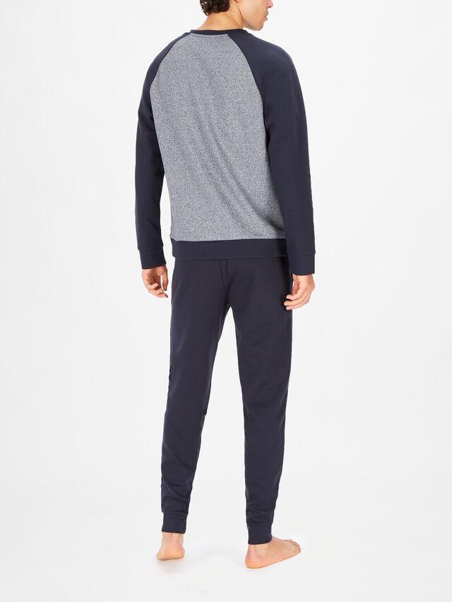 Contemporary Loungewear Sweatshirt
