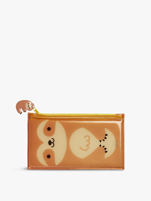Sloth Jelly Mould Pencil Case
