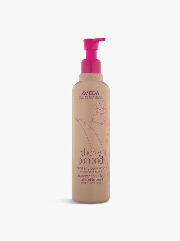 Cherry Almond Hand and Body Wash 250ml