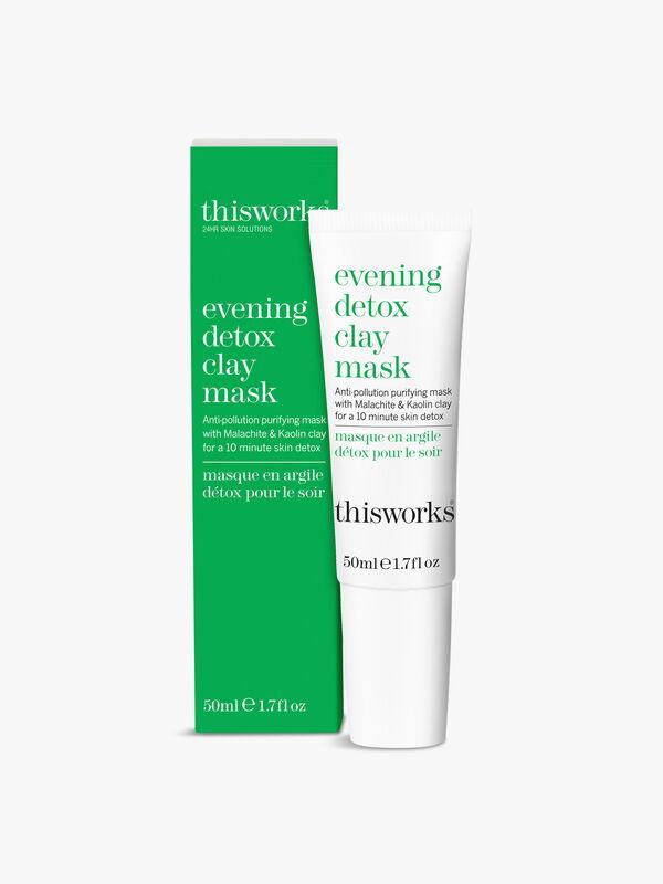 Evening Detox Clay Mask