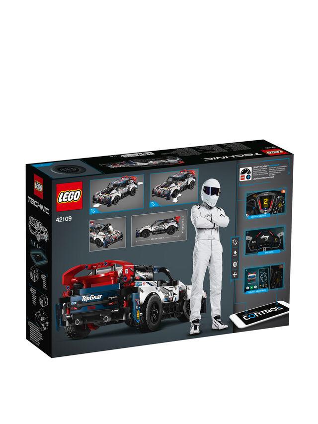 Technic Top Gear Rally Car