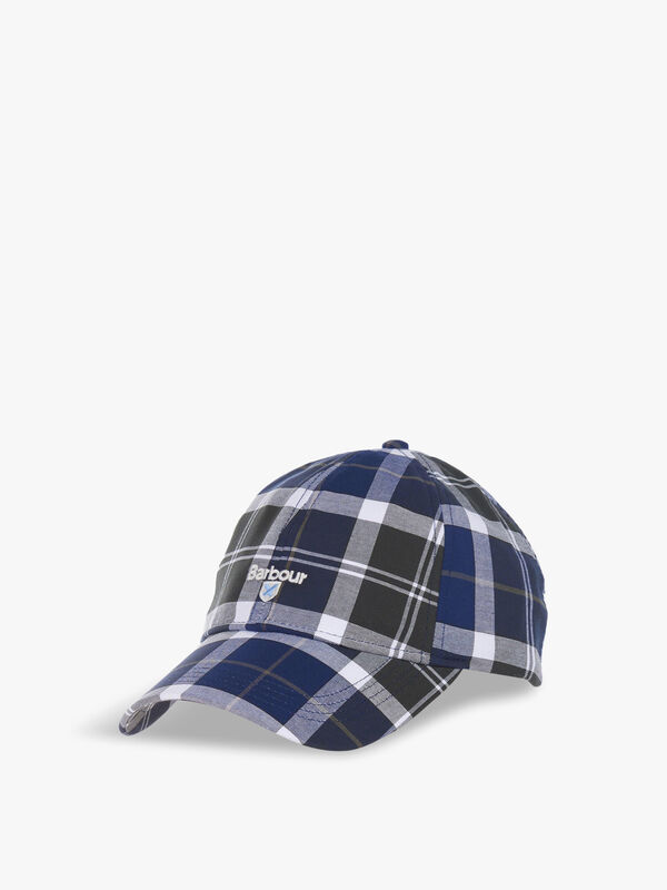 Tartan Sports Cap