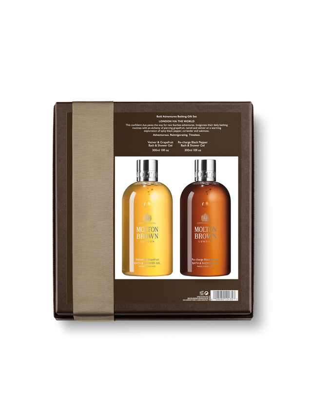 Bold Adventures Bathing Gift Set