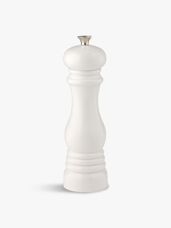 Classic Pepper Mill White