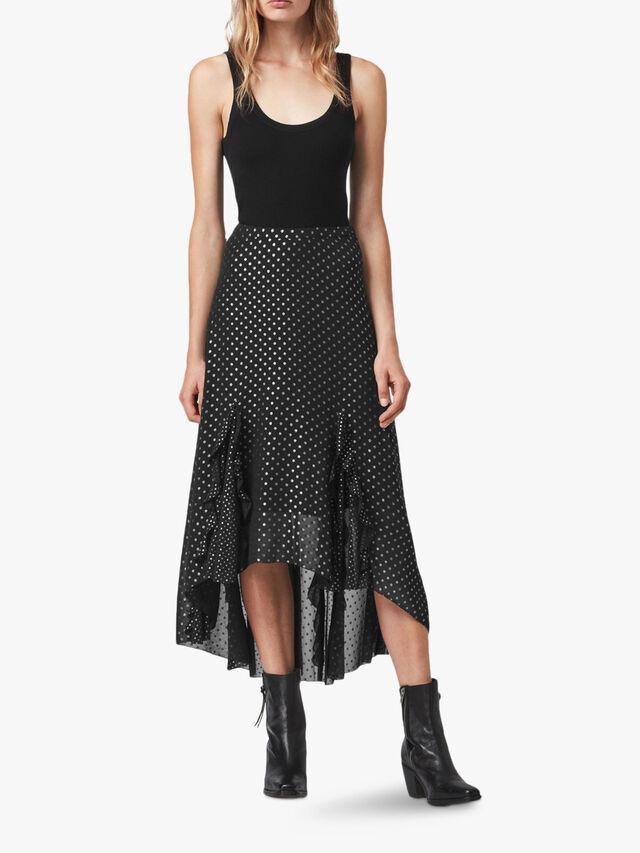 Ilia Dot Skirt