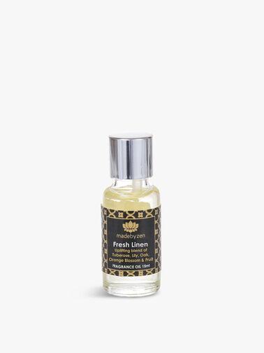 Fresh Linen Fragrance Oil