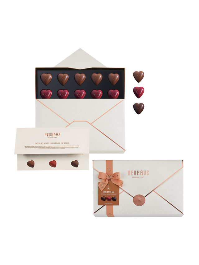 Love Letter Chocolate Box