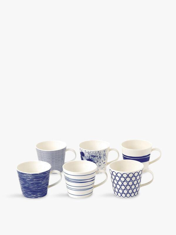Pacific Mug 0.45L Set of 6