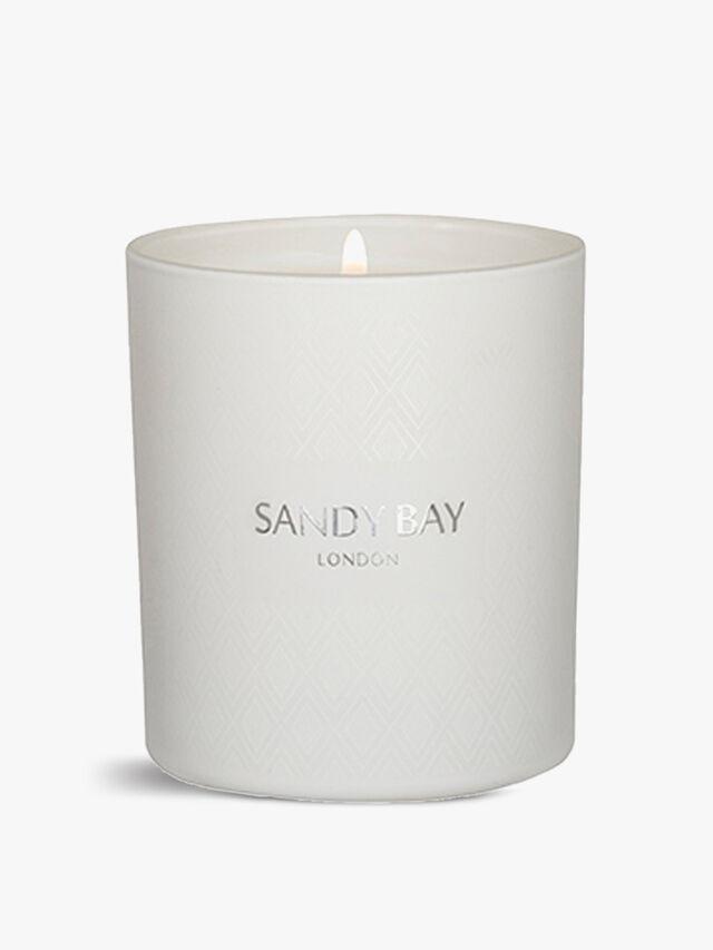 Saffron Amber Candle