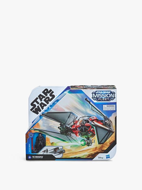 Star Wars Mission Fleet Stellar Class Kylo Ren TIE Whisper