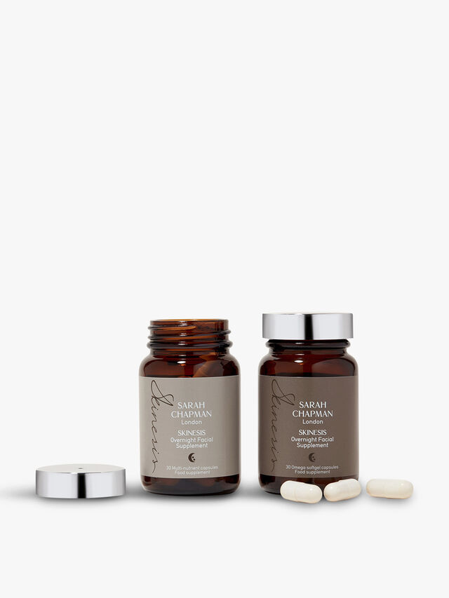 Overnight Facial Supplements Duo 60 Tablets
