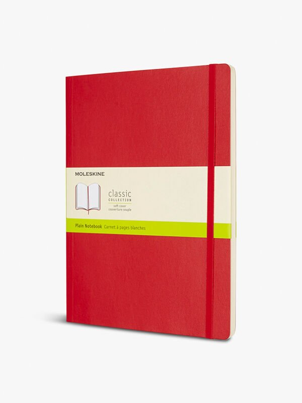 Extra Large Notebook Plain