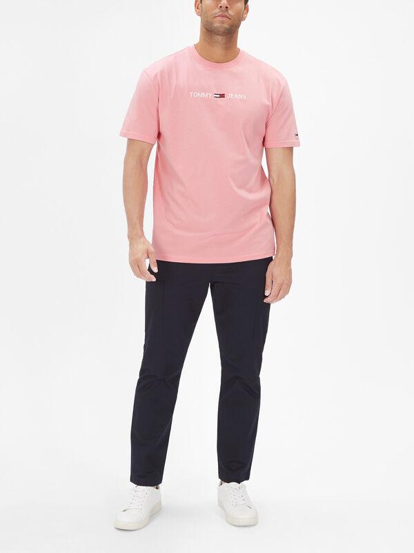 Straight Logo T-Shirt