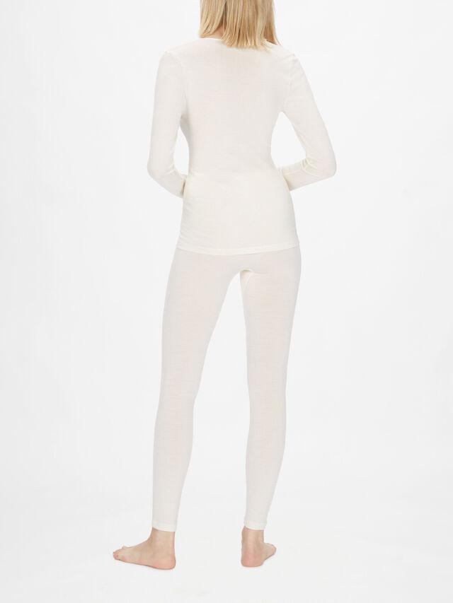 Woolen Silk Long Sleeve Shirt
