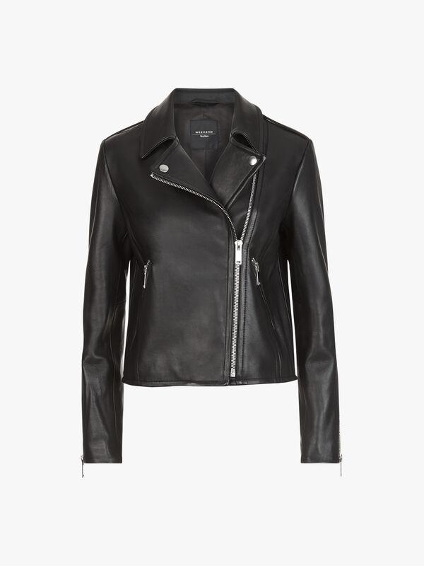 Unicum Leather Jacket