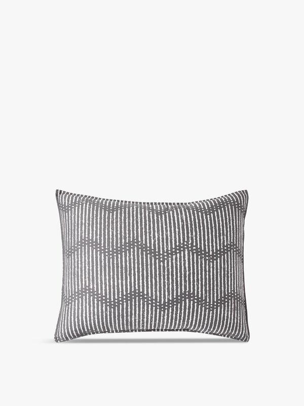 Dot Chevron Standard Pillowcase