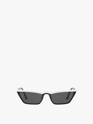 Slim Rectangular Sunglasses