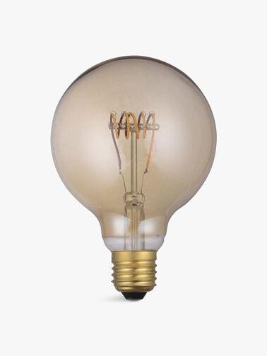 LED Dim Vint Medium Globe Bulb 4W