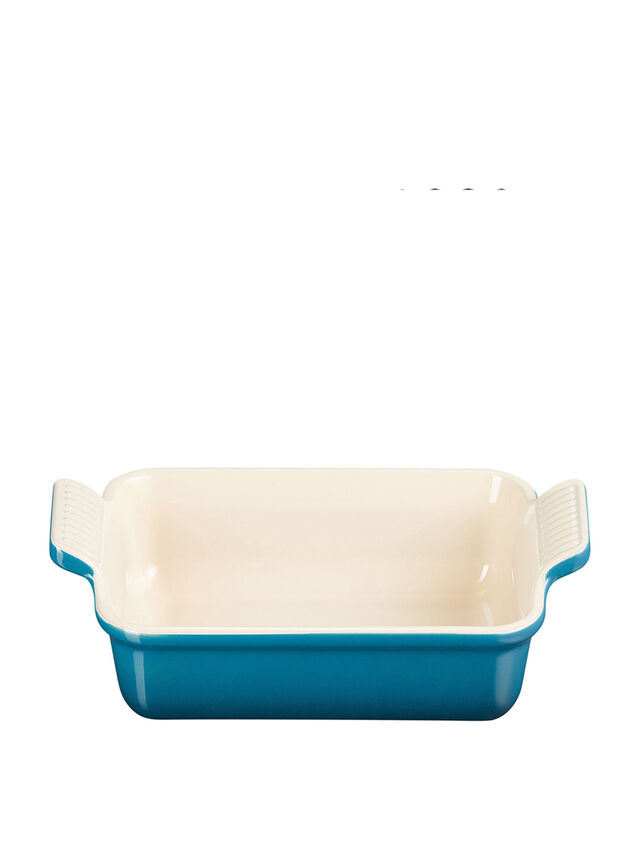 Deep Rectangular Dish 19cm 1.1l