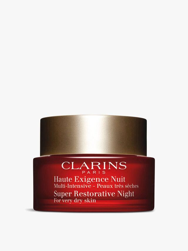 Super Restorative Night Very Dry Skin