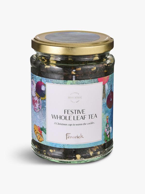 Festive Whole Leaf Tea