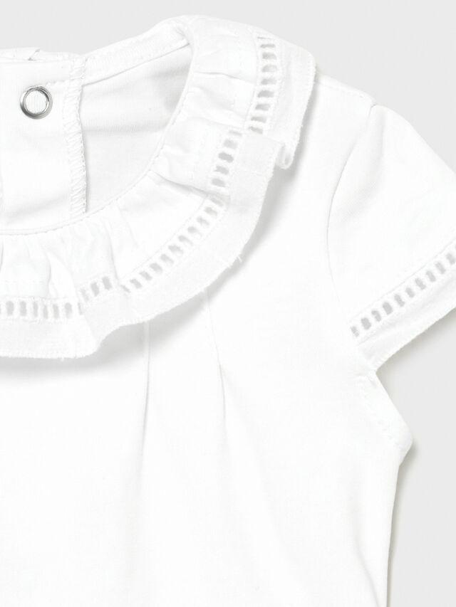 Embroidery Anglais Shortsleeve Body