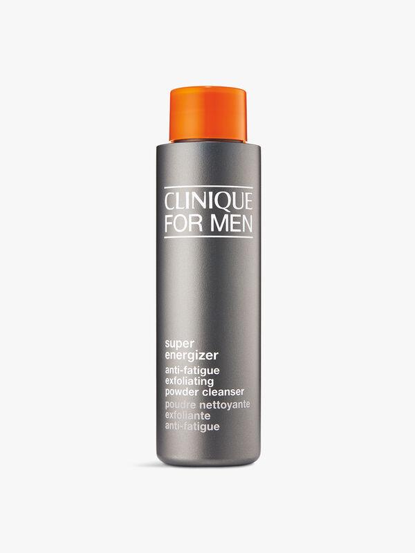 Clinique For Men Energizing Anti-Fatigue Cleansing Exfoliator