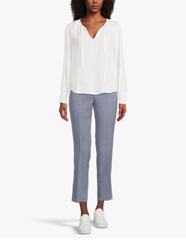 Tie-Neck-Pullover-Blouse-B4773-653-302