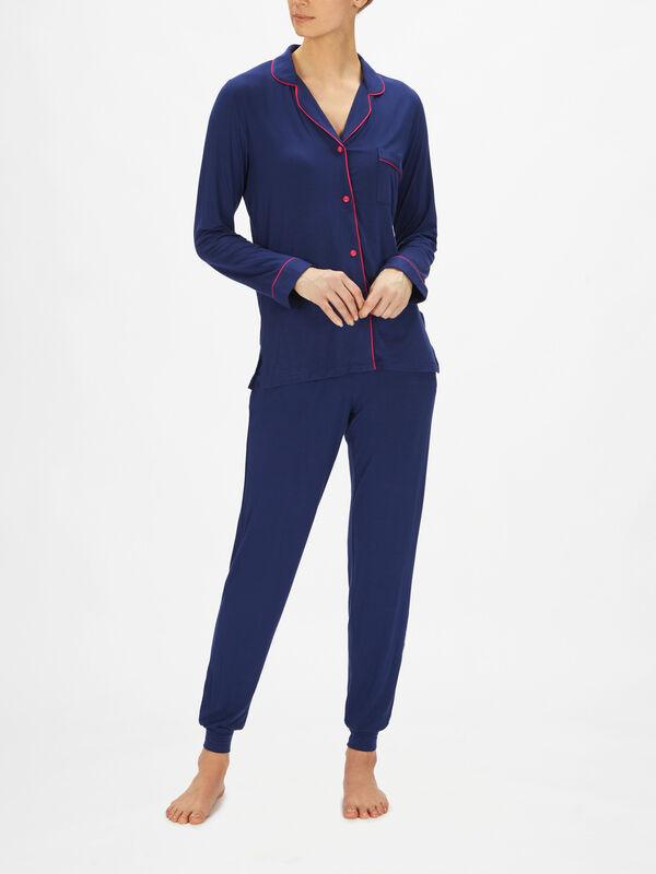 Ariana Revere Jersey Pyjama Top