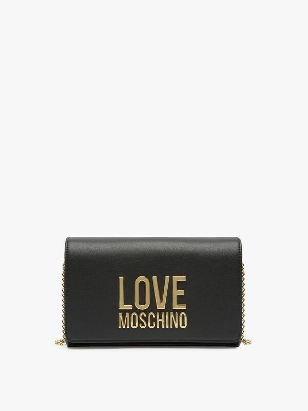 Chain Love Moschino Crossbody